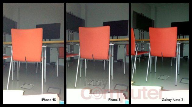 Calidad fotográfica iPhone 5, prueba frente iPhone 4S y Galaxy Note 2 37