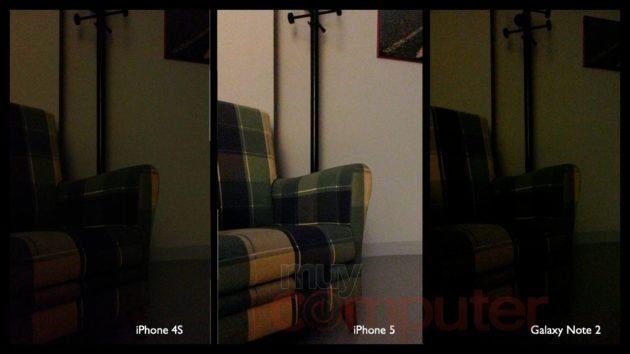 Calidad fotográfica iPhone 5, prueba frente iPhone 4S y Galaxy Note 2 38
