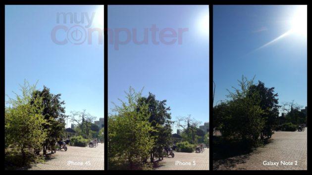 Calidad fotográfica iPhone 5, prueba frente iPhone 4S y Galaxy Note 2 40