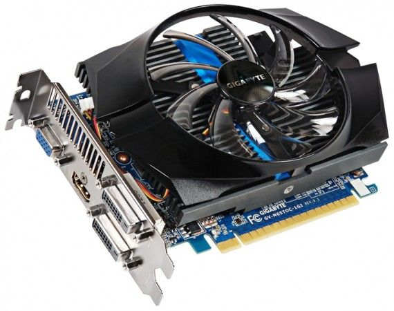 GIGABYTE GeForce GTX 650 Ti OC de 1 Gbyte 31
