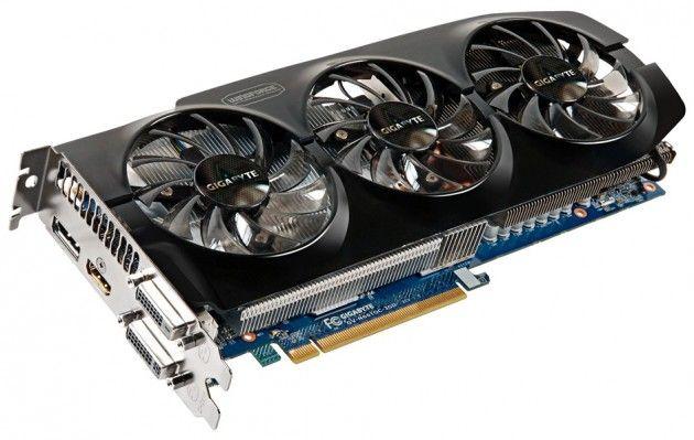 GIGABYTE GeForce GTX 660 Ti OC con 3Gbytes GDDR5 32