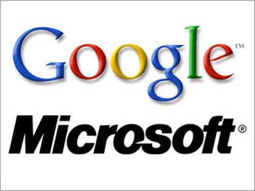 Fuerte caída del beneficio de Microsoft y Google 28