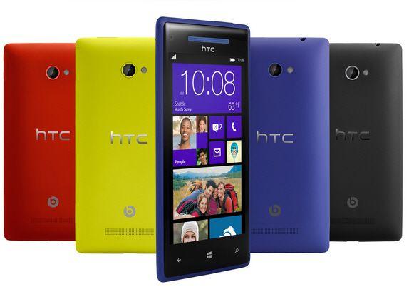 Las reservas de los smartphones Windows Phone 8, el 21 de octubre 30