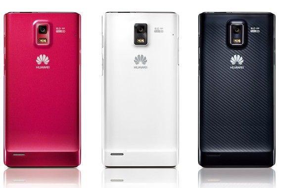 Huawei Ascend P1 llega a España con Vodafone 33