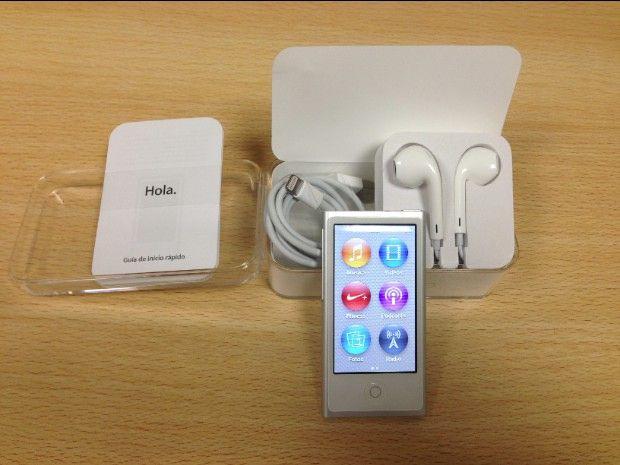 Analizamos el nuevo iPod nano 7G
