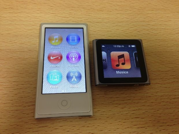 apple ipod nano 7g muycomputer. Black Bedroom Furniture Sets. Home Design Ideas