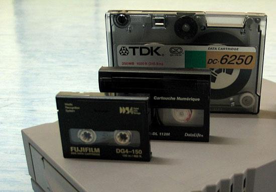 IBM y Fujifilm apuestan por las cintas magnéticas de nuevo, 35 Tbytes 30
