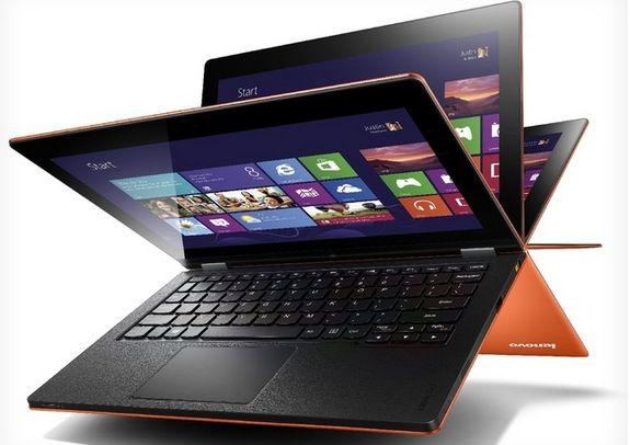 """Lenovo IdeaPad Yoga, los nuevos """"convertibles"""" con Windows 8 30"""