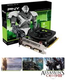 PNY lanza su gráfica XLR8 GeForce GTX 650 Ti con Assassin's Creed III 29