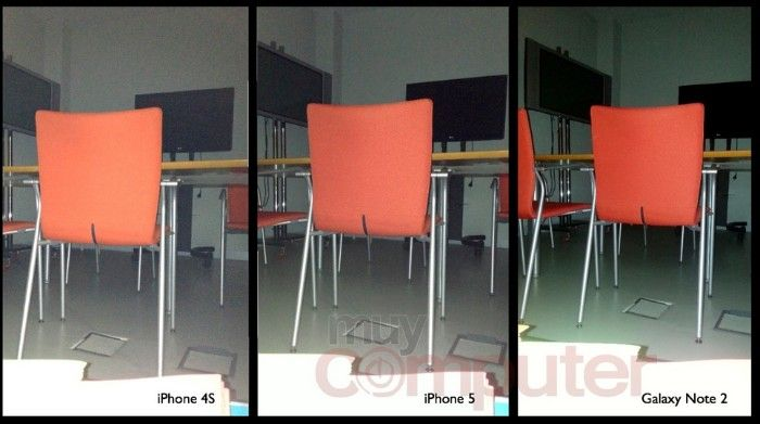 Análisis Apple iPhone 5