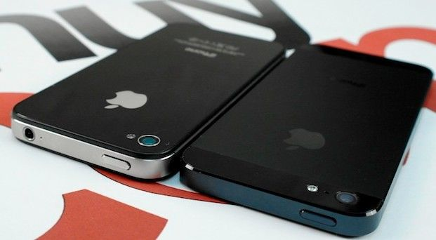 Comparamos el aspecto externo del iPhone 5 con el iPhone 4S