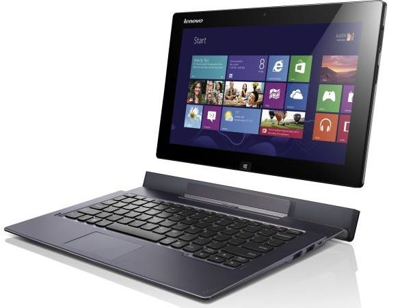 lenovo ideapad lynx Lenovo IdeaTab Lynx, ultrabook híbrido con Windows 8 por 600 dólares