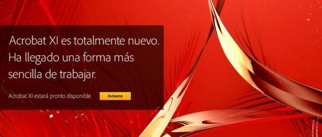Adobe Acrobat XI, completa suite para optimizar la productividad 28