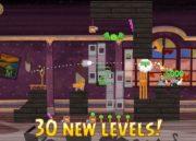 Angry Birds Seasons se viste de Halloween en iOS 39