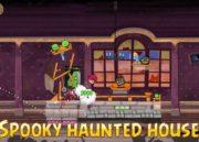Angry Birds Seasons se viste de Halloween en iOS 37
