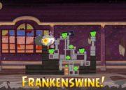 Angry Birds Seasons se viste de Halloween en iOS 41