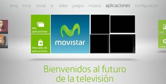 Movistar Imagenio Xbox