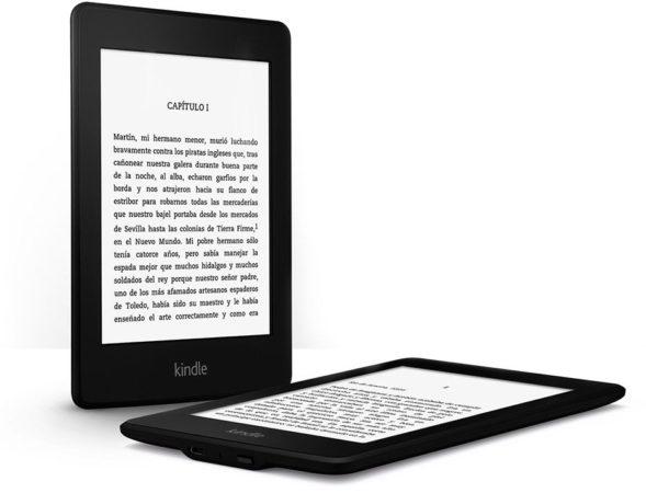 Ya puedes reservar tu Kindle Paperwhite en España 36