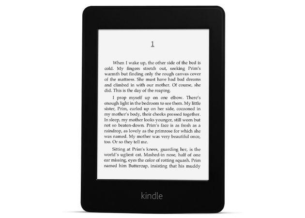 Despiece del nuevo lector de eBooks Kindle PaperWhite 28
