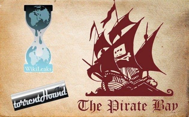 Cierre cautelar del hosting PRQ: WikiLeaks, The PirateBay, Torrenthound ... 31