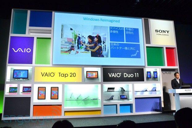 Sony anuncia precio de los VAIO táctiles con Windows 8 29