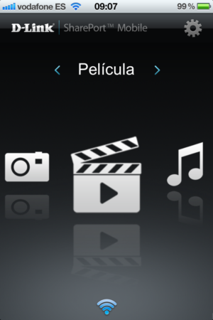 SharePort Mobile video