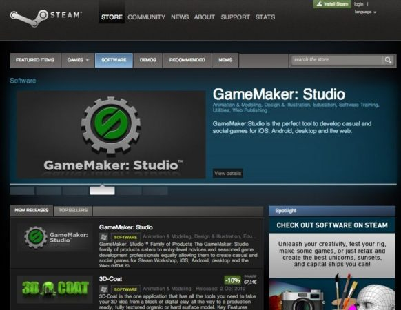 Steam ya no solo vende juegos: comienza a vender aplicaciones... ¡con logros! 35