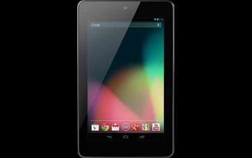 Ya se puede reservar el nuevo Google Nexus 7 32 GB 32