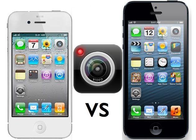 Calidad de grabación vídeo 1.080p, iPhone 4S vs iPhone 5 37