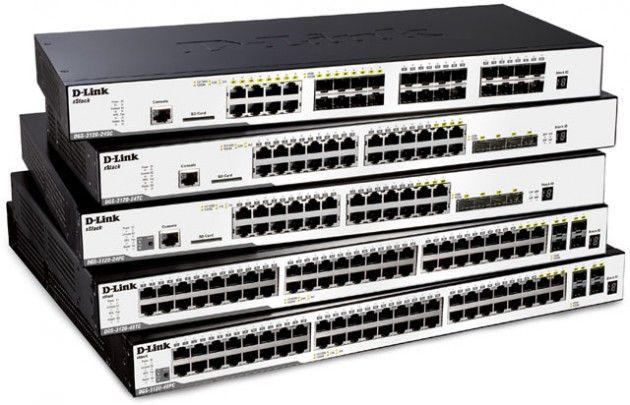 xstack-dgs-3120-series