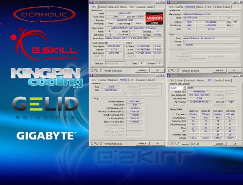Nuevo récord de overclock de RAM, DDR3 a 3.900,6 MHz 31