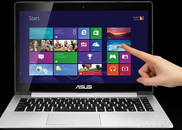 ASUS VivoBook S500, portátil táctil con Windows 8 33