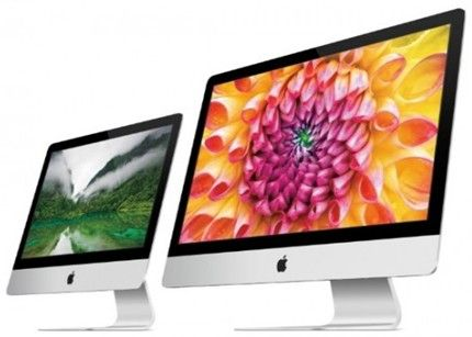 Los nuevos iMac verán la luz este viernes