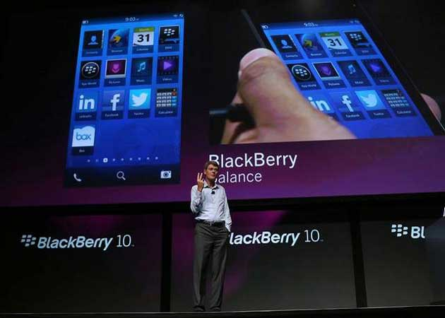 50 operadoras están probando BlackBerry 10