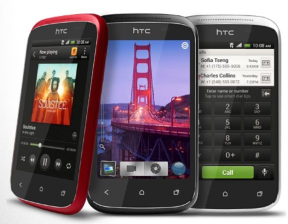 HTC Desire C 34