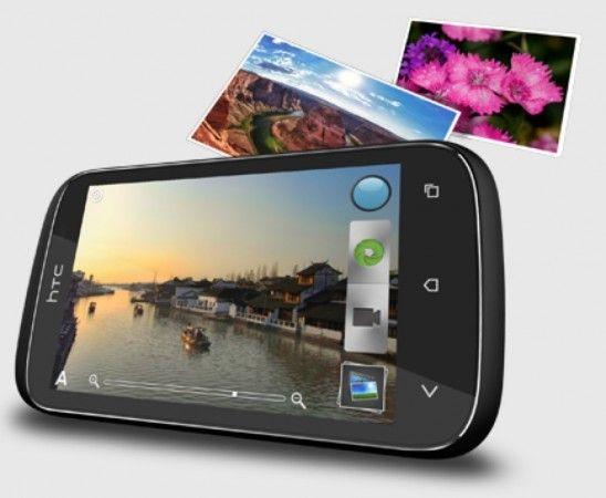 HTC Desire C 33