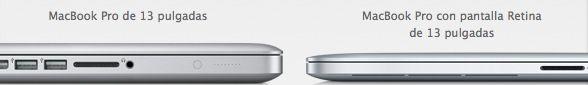 MacBook Pro 13 Retina Display 36