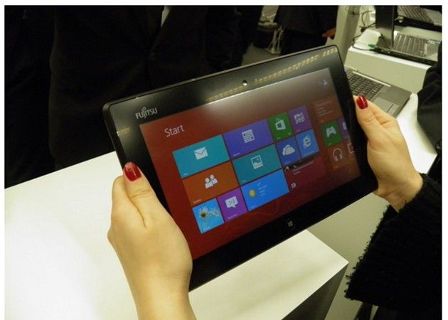 Fujitsu Stylistic Q572, primer tablet AMD Hondo y Windows 8 30