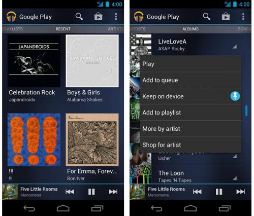 GPM Android 500x426 Google Play Music llega a España (y es increíble)
