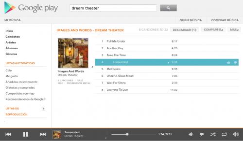 GPM 7 500x292 Google Play Music llega a España (y es increíble)