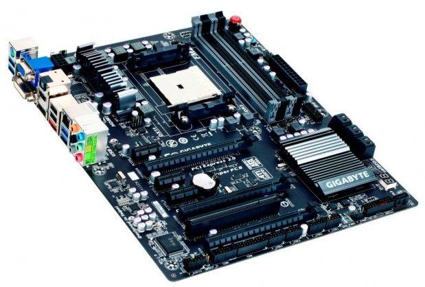 El AMD A10 alcanza los 8,47 GHz sobre una placa base GIGABYTE