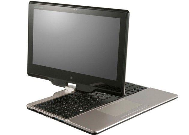 GIGABYTE U2142, ultraportátil convertible Windows 8