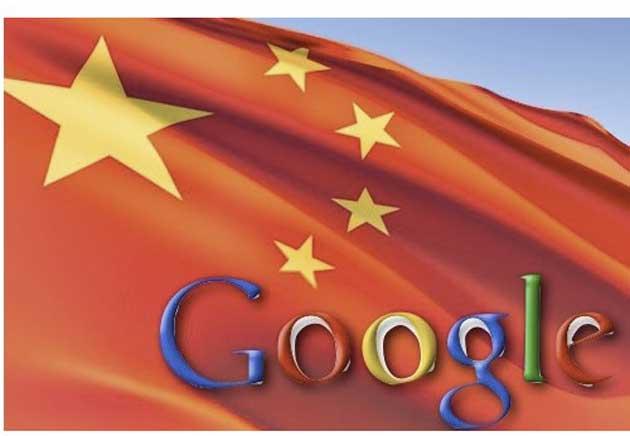 China bloquea todos los servicios de Google