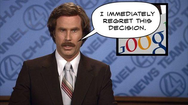 Google-ICOA: cómo un anuncio de prensa falso engaña a medio mundo