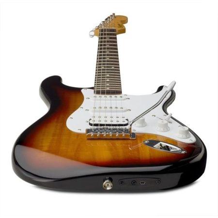 Guitarra para iOS y OS X Squier by Fender USB Stratocaster 29