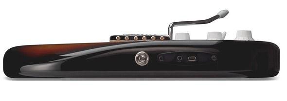 Guitarra para iOS y OS X Squier by Fender USB Stratocaster 30