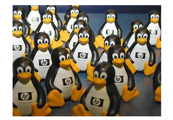HP entra en el consejo de la Fundación Linux