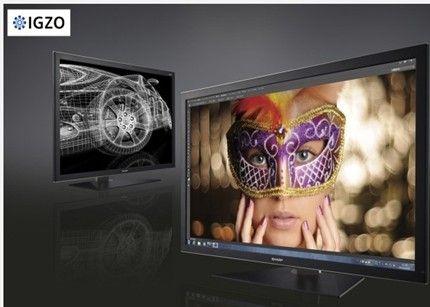 Sharp presenta nuevo monitor IGZO con resolución 4K y 32 pulgadas 31