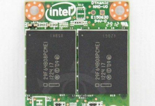 Intel apuesta por el almacenamiento para ultrabooks con su SSD 525