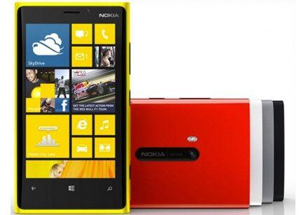 Nokia ya ha vendido 2,5 millones de unidades de Lumia 920 29